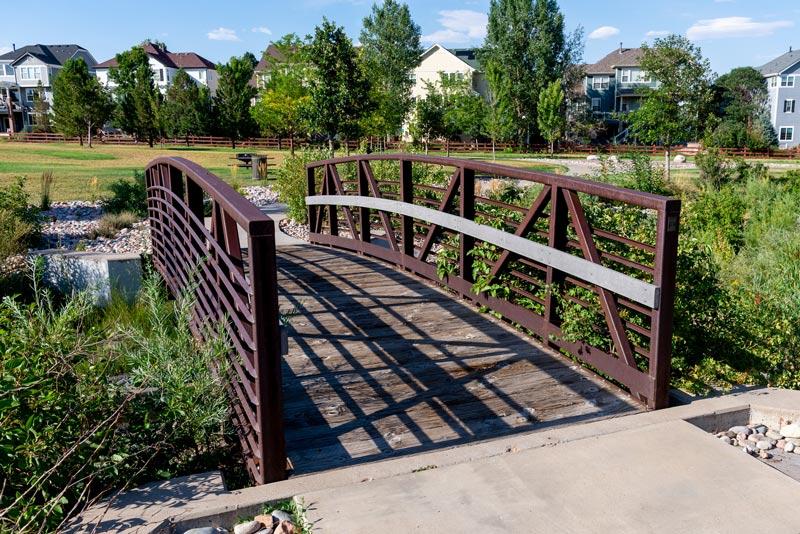 Stonegate North Villages Parks Footbridge
